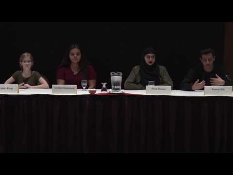 Youth Panel on Equity and Inclusion