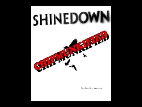 Cry for Help - Shinedown - Chipmunkified - Lyrics