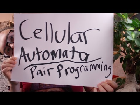 Cellular Automata - Pair Programming - FunFunFunction #49