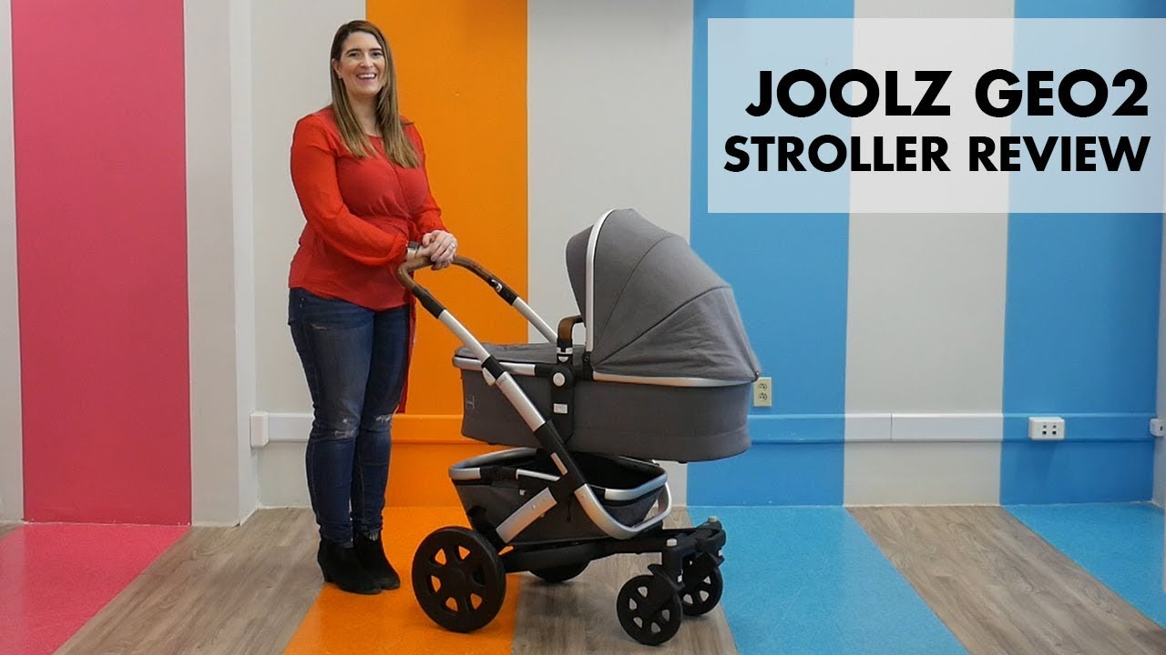 Joolz Geo2 Stroller Full Review & Demo - YouTube