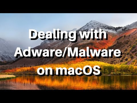 Adware & Malware Removal macOS