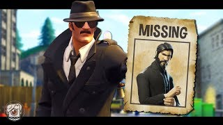 DETECTIVES SEARCH FOR JOHN WICK *NEW SKIN* - A Fortnite Short Film