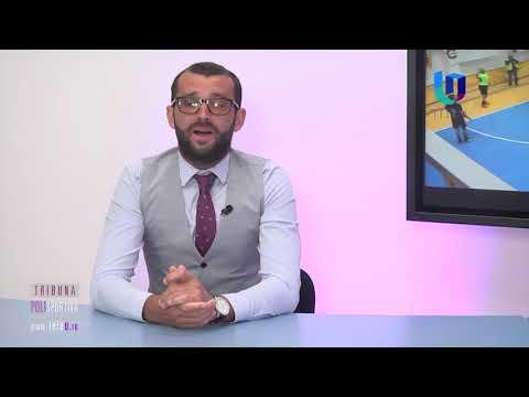 """TeleU: Cristian Gălan la """"Tribuna polisportivă"""""""