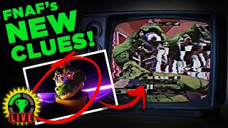 New Secrets About FNAF Security Breach! (Freddy & Friends: On Tour Episode 2 & More!)