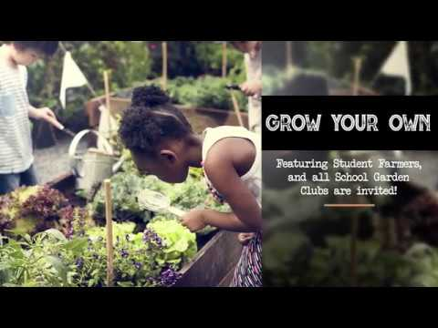 GROW YOUR OWN FESTIVAL 2017 - October 7th - Las Vegas, NV