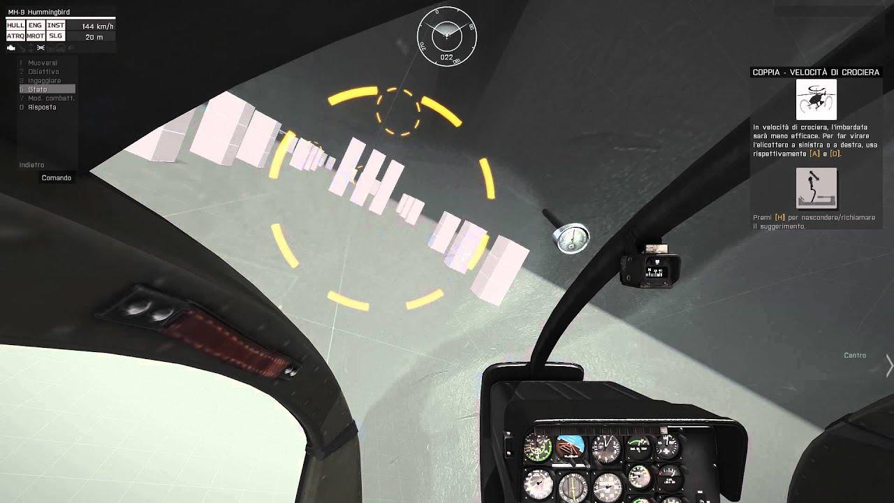 Km H Elicottero : Arma impara elicottero nozioni avanzate volo basso