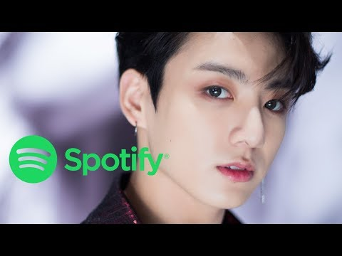 TOP 100 MOST STREAMED KPOP SONGS ON SPOTIFY  | JUNE 2018