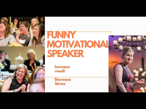 Funny Motivational Speaker - YouTube