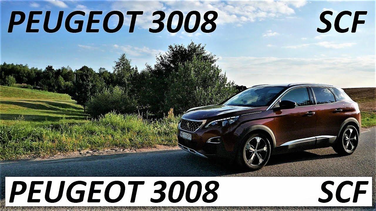 Peugeot 3008 TEST DRIVE [Pierwsze Wrażenia] [Jazda Próbna] PL