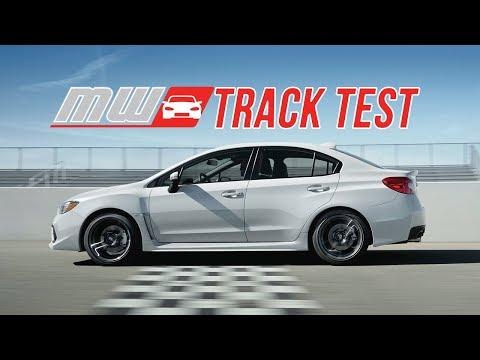 2018 Subaru WRX | Track Test