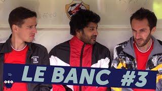 Le Banc – FCCH vs Inter Melun feat. Vikash Dhorasoo & Ariane Brodier