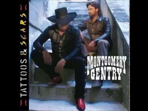 Montgomery Gentry - Tattoos & Scars Album 1999