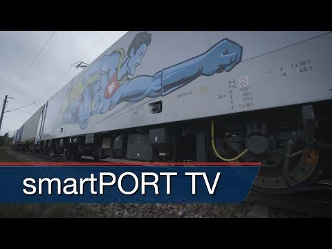 150 years freight rail hub