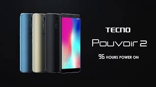 TECNO Pouvoir 2 — 96 Hours Power On