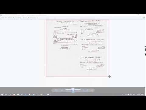 Обзор печатаемых чеков на ККМ (на кассах онлайн)