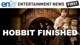The Hobbit Finished Filming: Peter Jackson Taking Footage To Comic Con