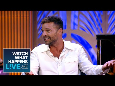 Ricky Martin Opens Up About His Barbara Walters Interview | WWHL