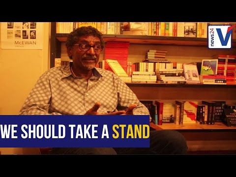 WATCH: Former Minister Jay Naidoo says we should stand up to a government that abuses power
