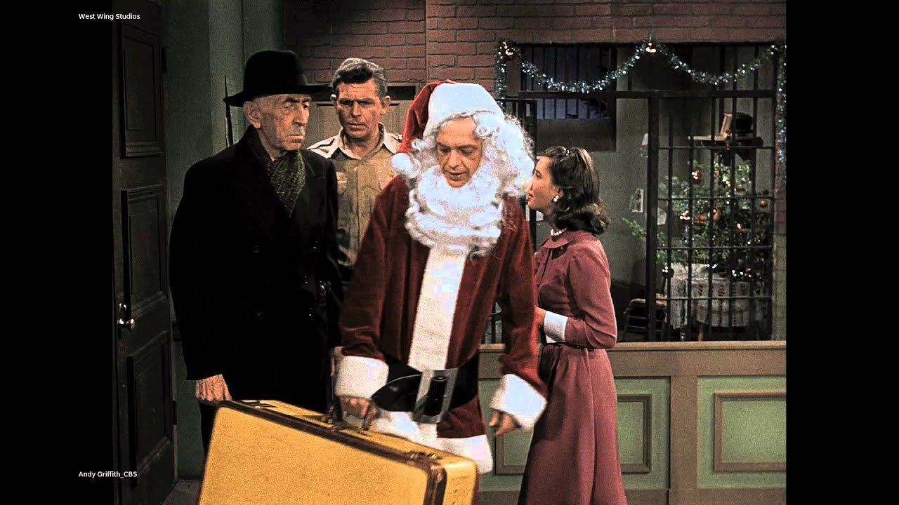 andy griffith christmas - Andy Griffith Show Christmas Story