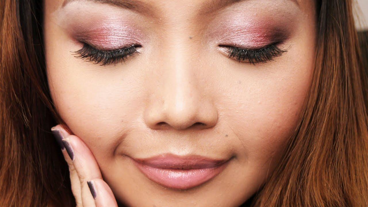 First Date Makeup Flirty Pink