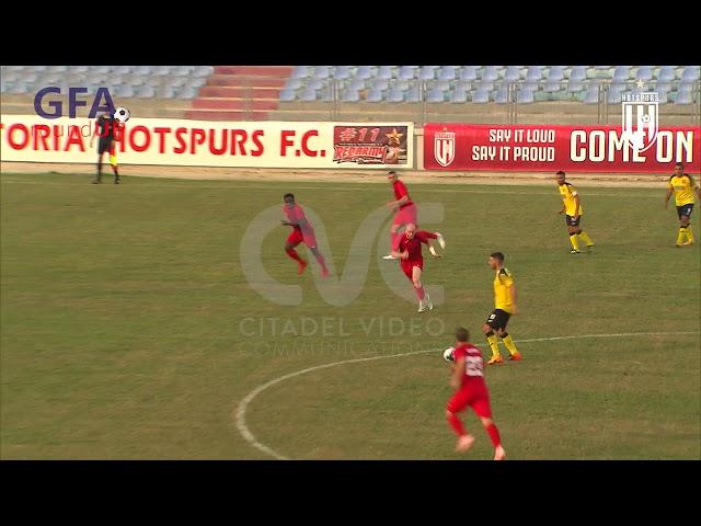 VICTORIA HOTSPURS FC VS XEWKIJA TIGERS: 0-2