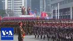 US Imposes New Sanctions Targeting North Korea
