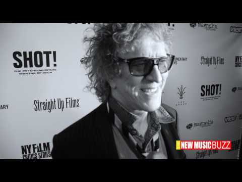 MICK ROCK INTERVIEW | Mick Talks About His Historic Career