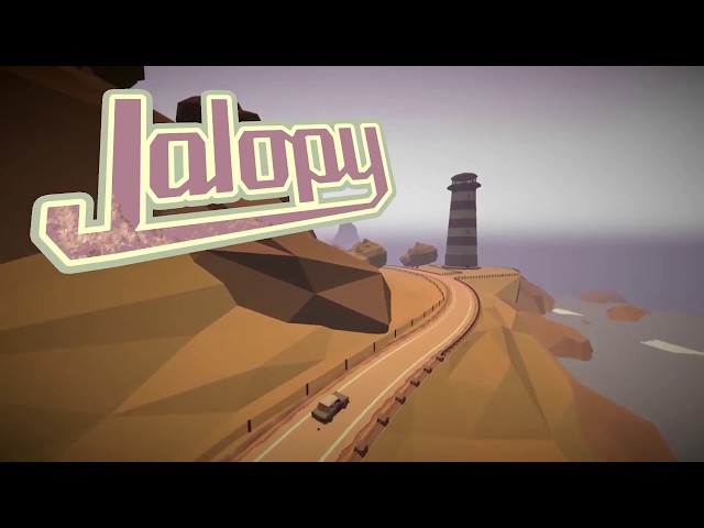 Jalopy - Xbox One Pre-Order Trailer - Launching 1 November