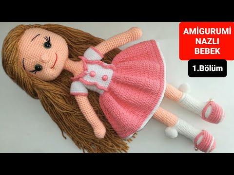 Amigurumi Örgü Oyuncak Modelleri – Amigurumi Dalgalı ve Topuz ... | 360x480