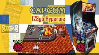 128GB New HyperPie Raspberry Pi 3 - 6,000+ Games