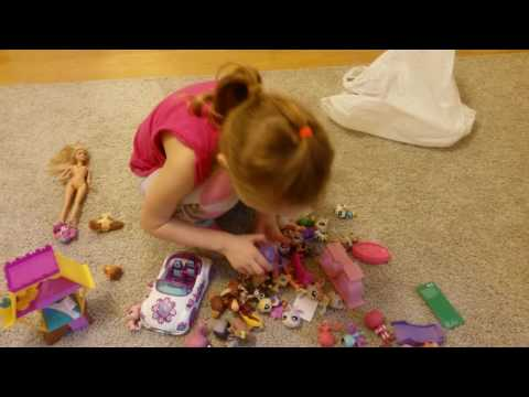 наши любимые игрушки