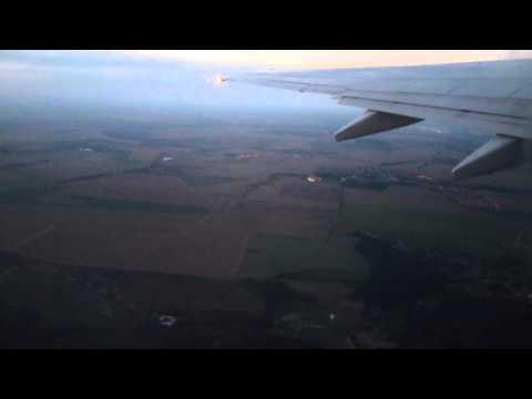 TABARKA, Tunis - Praha - start Boeingu 737-800