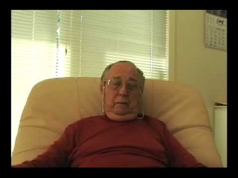 Bill Fitch Interview 4/8 - WWII Japanese POW Survivor -NX8352 - 2/3 Motor Ambulance Convoy