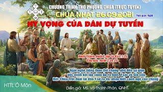 HTTL Ô MÔN - Chương trình thờ phượng Chúa 26/09/2021