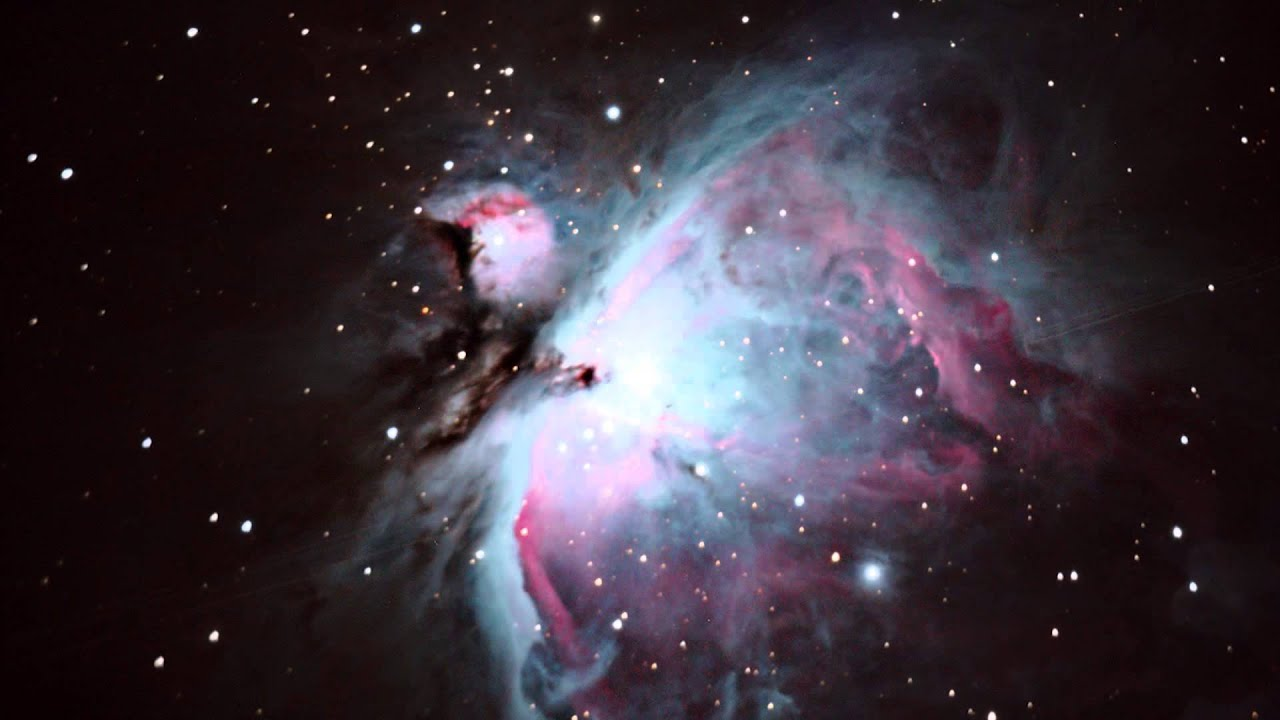 orion nebula location - 1280×720