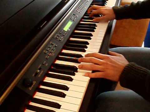 Dire Straits - Telegraph Road - Cover Piano Solo