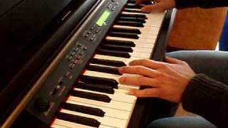 Dire Straits - Telegraph Road - Cover Piano Solo