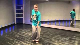 Илья Вяльцев - урок 2: видео уроки танцев хип хоп