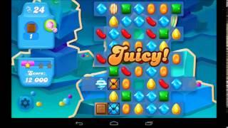 Candy Crush Soda Saga Level 50 - 3 Star Walkthrough