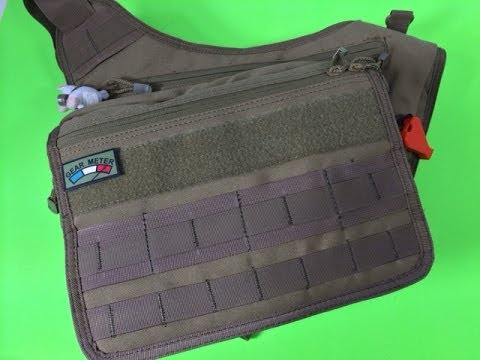 Condor Messenger Bag Everyday Carry Small Bug Out