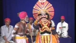 Yakshagana-Rajavathsakhya bhadrasena uppunda Raghu achar (Ratnavati kalyana)