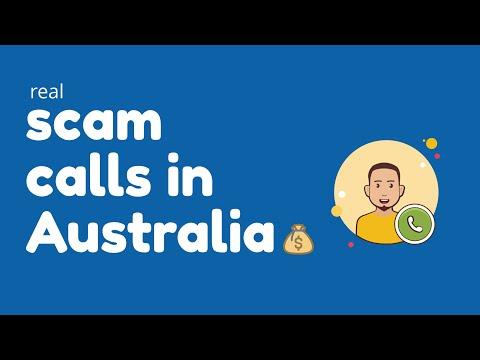 Scammer Fails to Scam – ASX Investment Scam Phone Calls in Australia #1