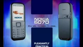 Nokia 6070 Commercial