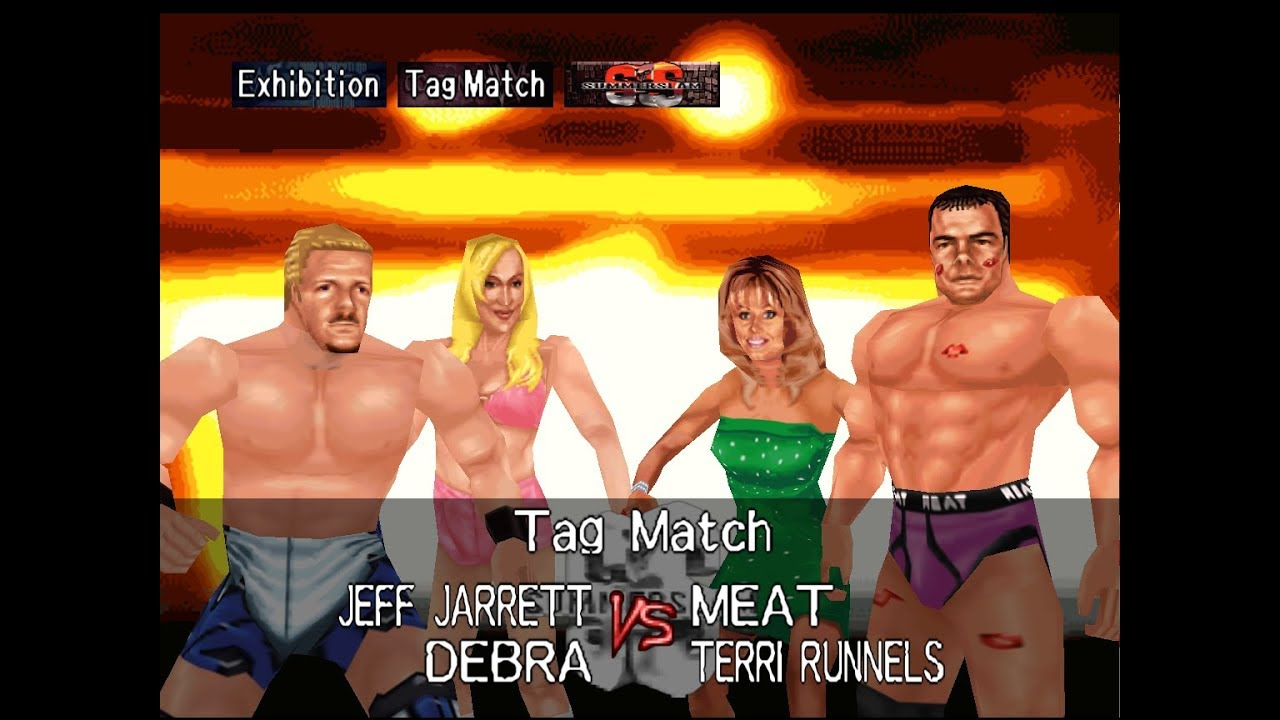 Wwf wrestlemania 2000 game free download mod