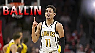 "Trae Young Mix ""Ballin"" ft. Roddy Ricch"