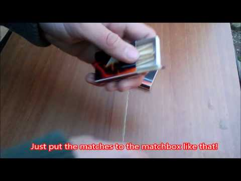 how to make matchstick gun from YouTube · Duration:  2 minutes 42 seconds