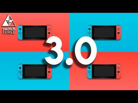 Nintendo Switch Update 3.0 NEW FIRMWARE VERSION!! FULL Features Guide