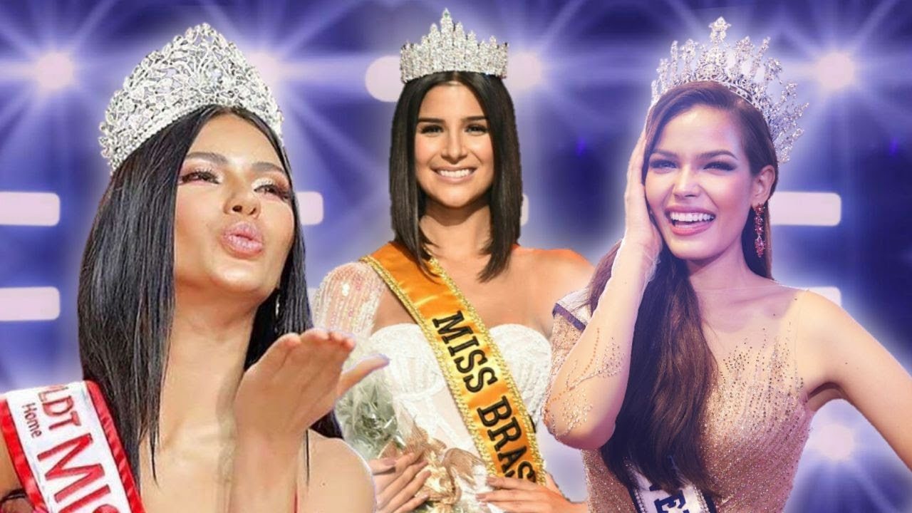 Miss Universe 2019 August Favorites Top 10 Youtube