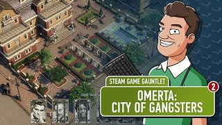 мещеряков/Лоев Omerta: City of Gangsters (часть 2)  Steam Game Gauntlet