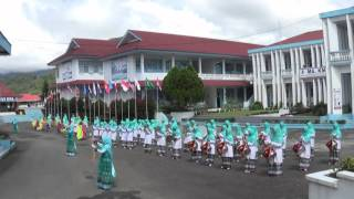 Drumband MA KMI Diniyyah Puteri Padang Panjang